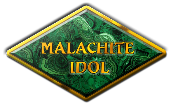 Malachite Idol